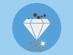 Motion design pour Le Process Diamant
