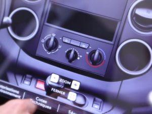 Audiovisuel promotionnel pour Peugeot