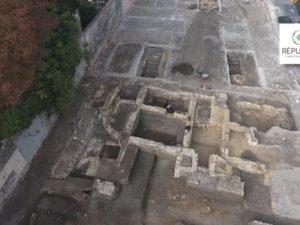 Film pour Archeologie à Republik
