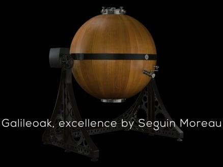 Audiovisuel motion design pour Galileoak